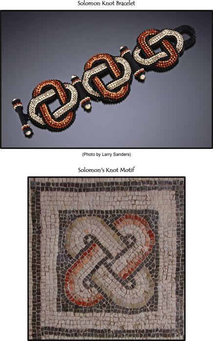Maggie Meister. создает украшения из бисера, вдохновляясь византийским искусством, византийскими мозаиками и образами.