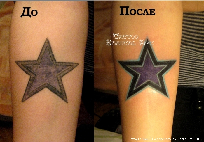 звезды картинки татуировки