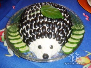 салаты рецепты с фото на день рождения ребенка.