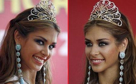 «Мисс Вселенная-2008»: американка опять упала, россиянка — в 28949793_Miss