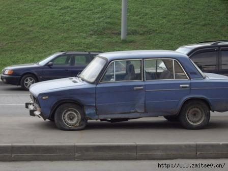 ДТП ВАЗ-2106