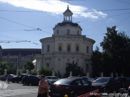 Храм митрополита Филиппа