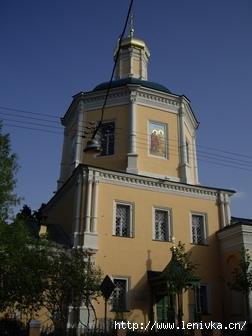 Церковь св. Илии Обыденного