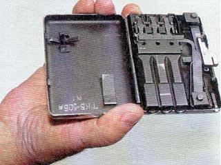 Игорь Стечкин - среди его разработок не только знаменитый пистолет, но и Стреляющий портсигар