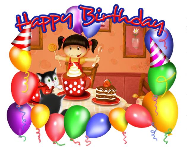 Поздравления маме именинницы с днем рождения