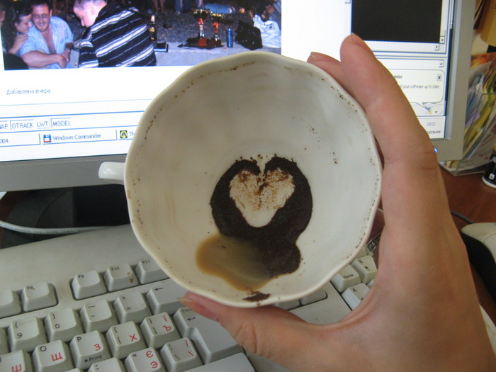 Роза гадание на кофейной гуще