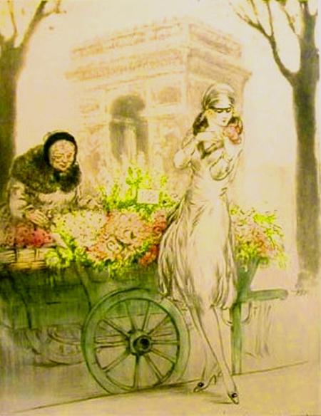 Картинки декупажные прекрасные цветы 1