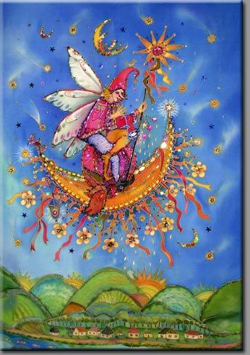 Тот, кто зажигает звезды Цветущая радость - Вечер Батик, вышивка биссером, паетками, стеклярусом.