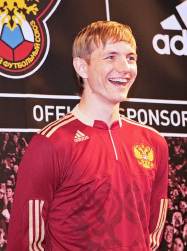 Роман Павлюченко - Локомотив