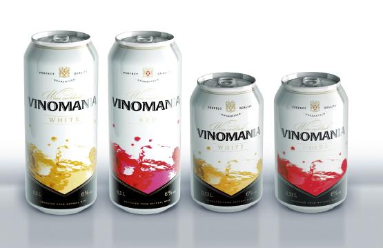Состоялся первый розлив инновационных винных коктейлей Vinomania.