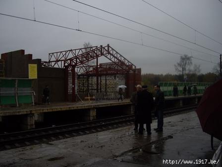 Станция Воронок Ярославской железной дороги