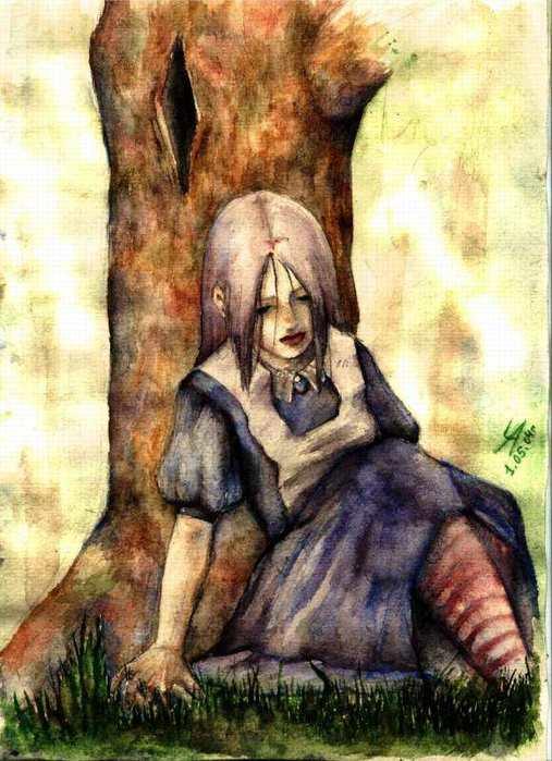Алиса в Стране Чудес.  Нажми на картинку - увидишь следующую.