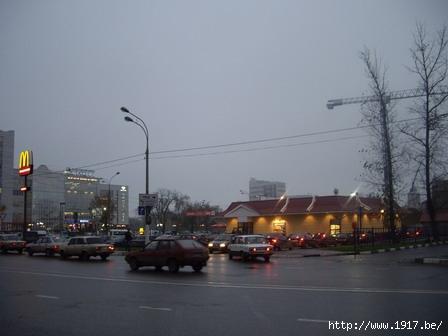 McDonalds в Щелково