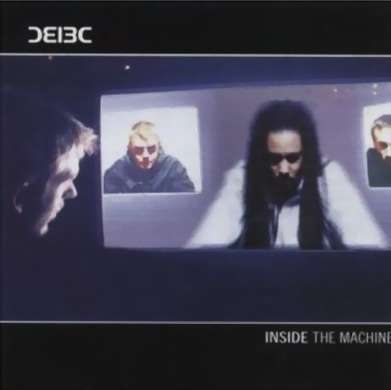 (Drum n Bass) [CD] BC - (Bad Company) &#8206– Inside The Machine (Redux) / Lost And Found - 2007, FLAC (tracks+.cue), lossless