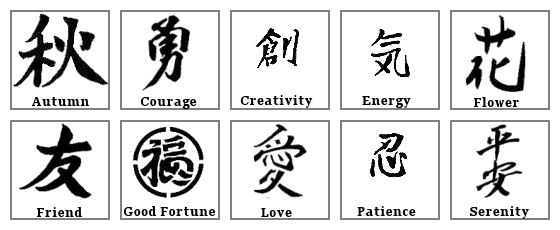 Japanese Symbol For Anime Bigking Keywords And Pictures