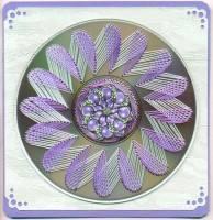 Вот что можно сделать из неиспользуемых CD-дисков с помощью красивых ниток, страз, бусин и фантазии.