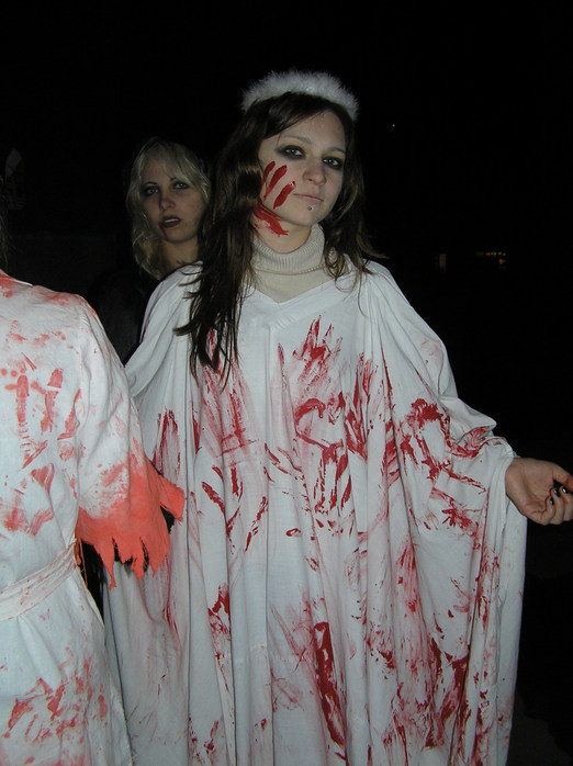 Одежда на хэллоуин своими руками в домашних