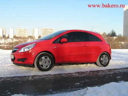 Автоинструктор Куркино, Химки,Сходненская на Opel Corsa Автомат АКПП