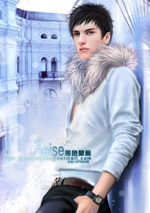 Художница Heise 7837619_Snow_palace__by_heise