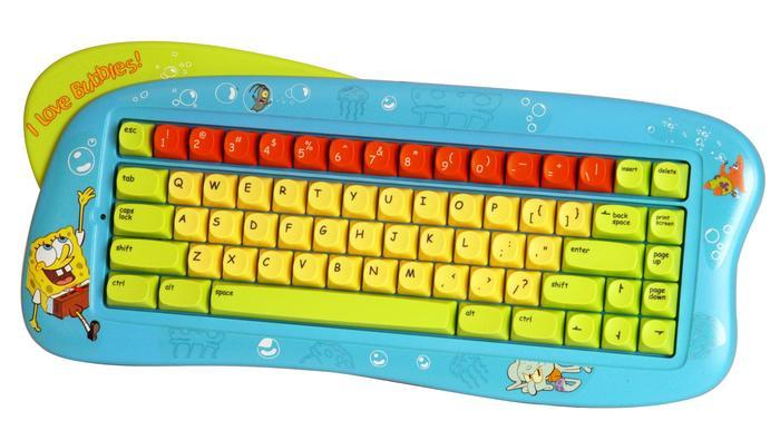 Клавиатура для детей