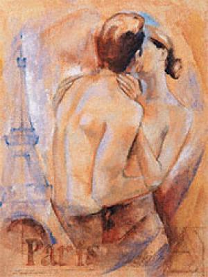 искусство поцелуя: