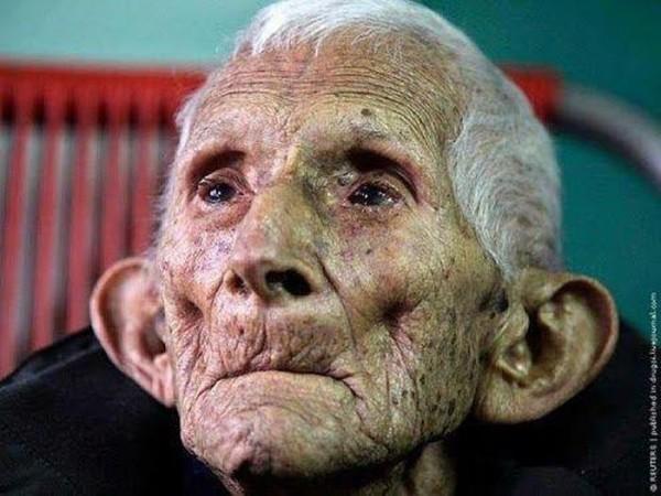 фото дряхлого старика