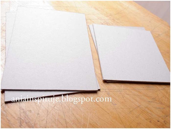 Комодик и рамочка для фотографий из картона. Мастер-класс (11) (700x526, 201Kb)