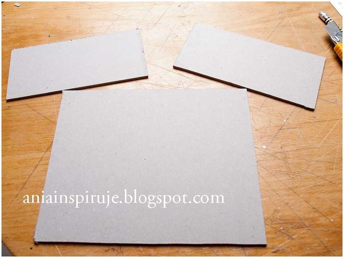 Комодик и рамочка для фотографий из картона. Мастер-класс (17) (700x526, 219Kb)