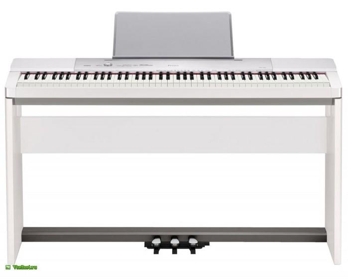 Цифровое фортепиано Casio PRIVIA PX-150 (700x560, 36Kb)