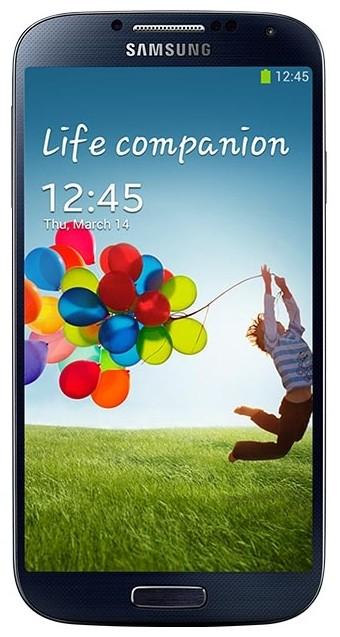 Коммуникатор моноблок Samsung Galaxy S IV GT-I9505 чёрный (Live Demo Unit) (340x637, 63Kb)