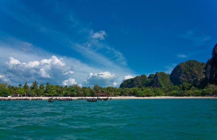 пляж рейли таиланд фото (700x452, 324Kb)