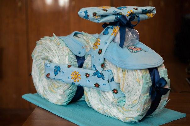 Подарок новорожденной своими руками фото 353