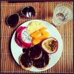 Прекрасный завтрак!