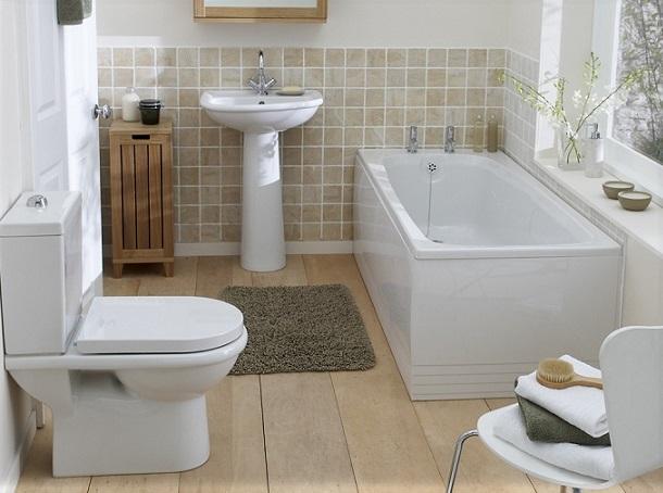 Как обновить ванную комнату в съемной квартире: 7 недорогих ...