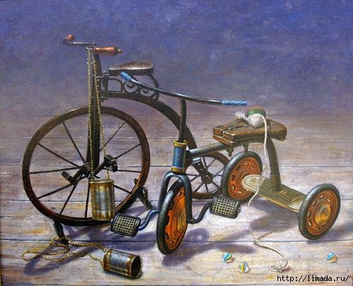 Arte, juegos, Ricardo Renedo, (500x406, 161Kb)