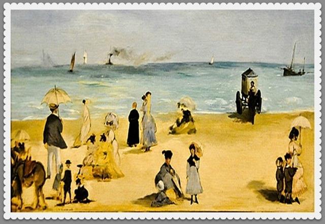 sur la plage postcard transfer[4] (640x441, 191Kb)