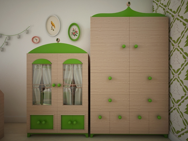 интерьер детской комнаты 2 (600x450, 176Kb)