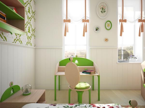 интерьер детской комнаты 6 (600x450, 168Kb)