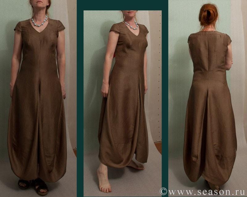Платья бохо своими руками