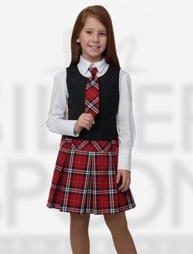 Шьем школьную форму для девочки своими руками