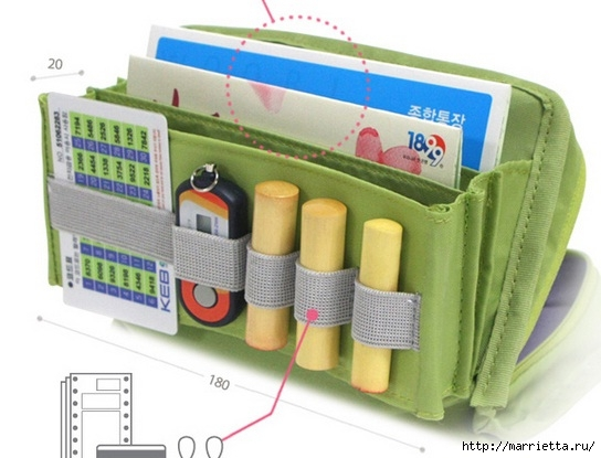выкройка сумочки портмоне (3) (544x415, 127Kb)