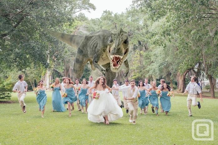 прикольные свадебные фото (700x466, 306Kb)