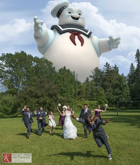 прикольные свадебные фото 5 (595x700, 351Kb)