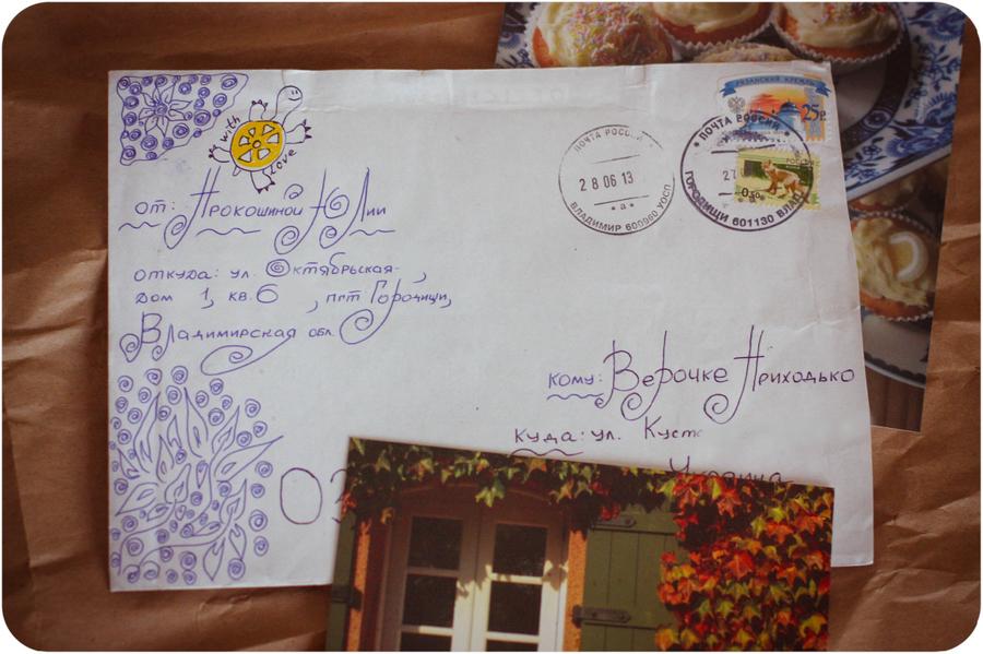 Как подписать открытку от кого она 56