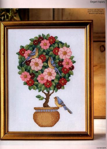 схема вышивки цветочный топиарий (1) (368x512, 167Kb)