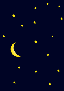 1195430522168122087Machovka_Moon_in_dark_night_sky_full_of_stars.svg.med (210x297, 6Kb)