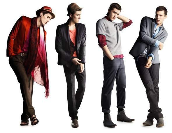 Одежда Для Высоких Мужчин