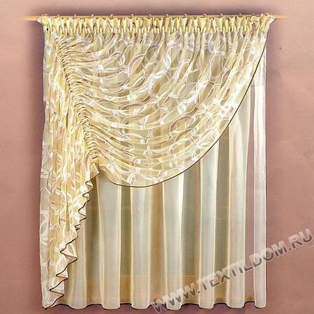 Пошить своими руками римскую штору