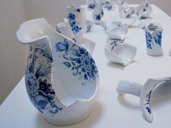 расплавившаяся керамическая посуда Livia Marin 12 (680x510, 98Kb)