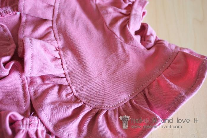 болеро для девочки из футболки (15) (700x466, 265Kb)
